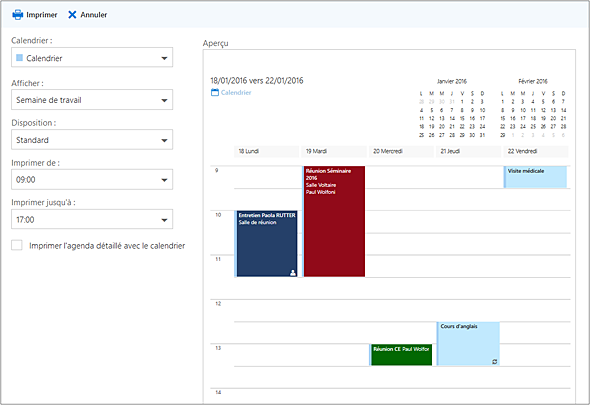 Calendrier Rendez Vous.Office 365 Office Online Sharepoint Onedrive Onenote Et