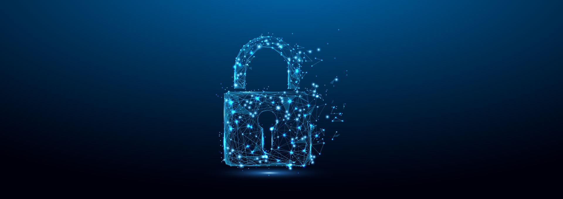 Bandeau protection des données