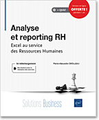 Analyse et reporting RH Excel au service des Ressources Humaines