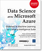 Data Science avec Microsoft Azure Maîtrisez le Machine Learning sur Cortana Intelligence Suite