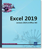 Excel versions 2019 et Office 365