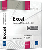 Excel (versions 2019 ou Office 365) L'intégrale
