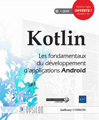couverture du livre Kotlin