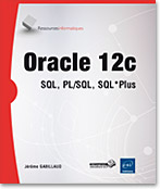 Oracle 12c SQL, PL/SQL, SQL*Plus