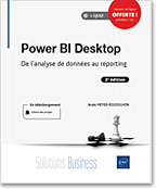 Power BI Desktop De l'analyse de données au reporting (2e édition)