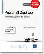 Power BI Desktop Renforcer, approfondir, explorer