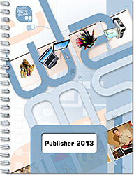 Publisher 2013 - A5, Microsoft , PAO , mise en page , composition , Publisher2013 , Publisher13 , Office 2013 , Office 13