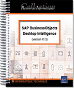 SAP BusinessObjects Desktop Intelligence (version XI 3)
