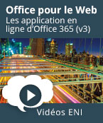 Office pour le Web Les applications en ligne de Microsoft 365 (v3)