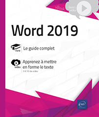 Word 2019 – Guide complet