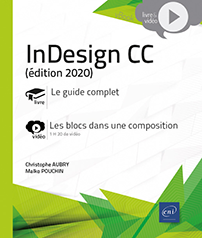 InDesign CC (édition 2020) – Guide complet